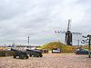 Turystyczne atrakcje w holenderskim mieście Heusden | Stock Foto