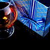 알코올 및 선물 | Stock Foto