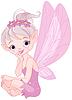 ID 4386701 | Listening fairy | Klipart wektorowy | KLIPARTO