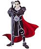 Векторный клипарт: Темный рыцарь