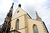 ID 4351384 | Cathedral of St. Martin in Rottenburg aN | Foto stockowe wysokiej rozdzielczości | KLIPARTO