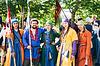 ID 4503169 | Teilnehmer des Festival der mittelalterlichen Kultur Unsere | Foto mit hoher Auflösung | CLIPARTO