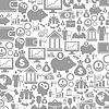 Business-Hintergrund mit Globe von Erde