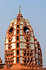 Dome of ISKCON Tempel, Neu-Delhi | Stock Foto
