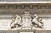 ID 4338958 | Królewski herb Wielkiej Brytanii | Foto stockowe wysokiej rozdzielczości | KLIPARTO