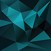 Geometrischen abstrakten Hintergrund | Stock Vektrografik