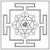 Göttin Lakshmi Yantra