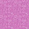 Векторный клипарт: Женщины сумки. Бесшовные