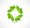 Umweltgruppe verlässt Symbol