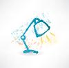 Lampe Grunge-Ikone