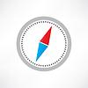 ID 4157011 | Kompas | Klipart wektorowy | KLIPARTO