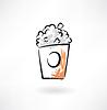 Popcorn-Grunge-Ikone