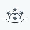Fußball-Icon