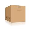 Brown box   Stock Vector Graphics