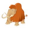 Mammut | Stock Vektrografik