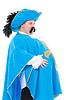 ID 4100006 | Muszkieter w turkusowym mundurze | Foto stockowe wysokiej rozdzielczości | KLIPARTO