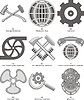 Vector clipart: U.S. Navy Engineering & Hull ratings