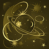 ID 4093025 | Weltraum | Stock Vektorgrafik | CLIPARTO