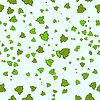 nahtloser Hintergrund mit fallenden Blättern