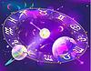 Horoskop-Kreis