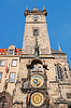 Astronomical Clock (Orloj) in Old Town of Prague | Stock Foto
