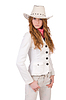 Young cowgirl | Stock Foto