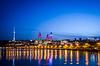 ID 4340748 | Nacht Foto von Baku Aserbaidschan | Foto mit hoher Auflösung | CLIPARTO