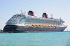 ID 4299206 | Нассау-5 февраля: Мечта Диснея, новая круизное судно, | Фото большого размера | CLIPARTO