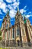 Architektoniczny - Kościół św Olha i | Stock Foto
