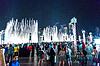 ID 4263538 | Dubai area overlooks famous dancing fountains | Foto stockowe wysokiej rozdzielczości | KLIPARTO