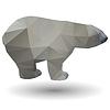Eisbär-Symbol