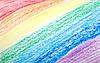 Regenbogen-Hintergrund | Stock Foto