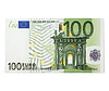 100 € | Stock Foto