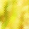 Herbst thematische Hintergrund mit hexagonalen Gitter