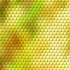 Herbst thematische Hintergrund mit kreisförmigen Gitter