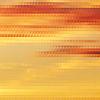 Sundown thematische Hintergrund mit dreieckigen Gitter