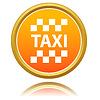Vector clipart: Taxi icon