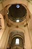 Bogen in der schönen katholischen Kirche | Stock Foto