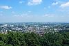 ID 4380047 | Widok na miasto we Lwowie ptaka widok `s-eye | Foto stockowe wysokiej rozdzielczości | KLIPARTO