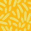 Nahtlose Muster mit Weizenähren