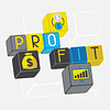 Start-up Business-Konzept in flachen Design-Stil