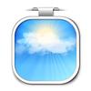 Abstrakten Himmel Aufkleber | Stock Vektrografik