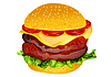 Burger | Stock Vector Graphics
