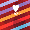 ID 4124537   Karta urlopowa z sercem   Stockowa ilustracja wysokiej rozdzielczości   KLIPARTO