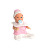 Baby-Puppe in rosa Kleidung | Stock Foto