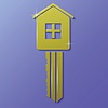 Векторный клипарт: ключ от дома