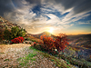 Autumn in mountains | Stock Foto