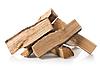 一堆柴火 | 免版税照片