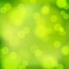 绿色的抽象背景 | 向量插图