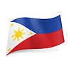 State flag of Philippines